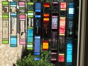 Spectrum Streamers designed by Joanne Fransen-Gilliam