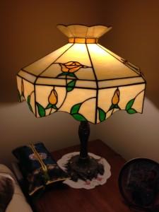 Rose Lamp Shade